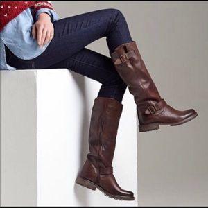 Steve Madden Fairmont Leather Boots